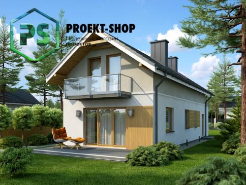 Типовой проект жилого дома 4-2702