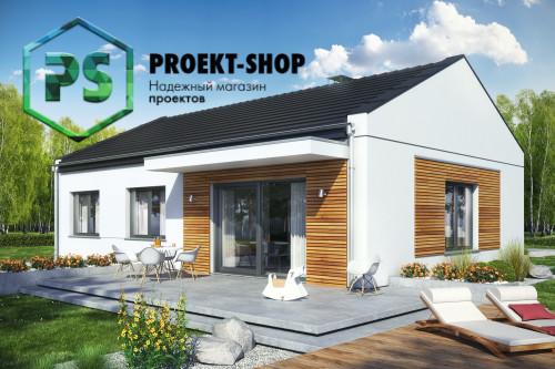 Типовой проект жилого дома 4-2704