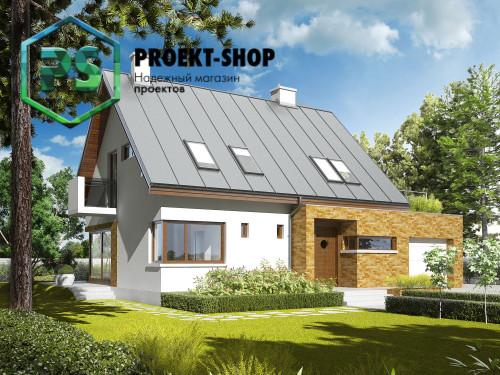Типовой проект жилого дома 4-2711