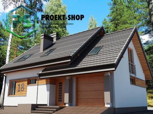 Типовой проект жилого дома 4-2759