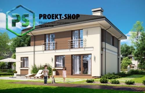 Типовой проект жилого дома 4-2789