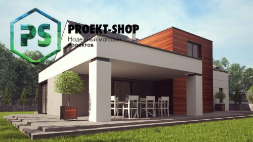 Типовой проект жилого дома 4-2798