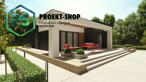Типовой проект жилого дома 4-2801