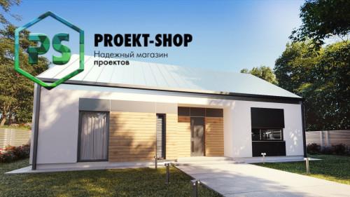 Типовой проект жилого дома 4-2803