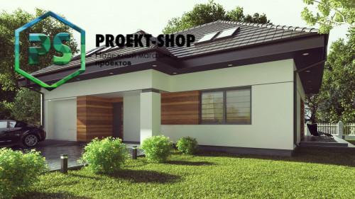Типовой проект жилого дома 4-2804