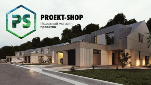 Типовой проект жилого дома 4-2805