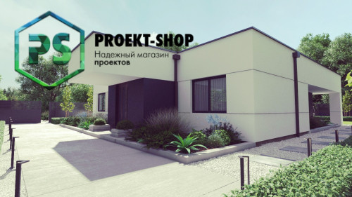 Типовой проект жилого дома 4-2806