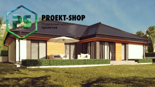 Типовой проект жилого дома 4-2809