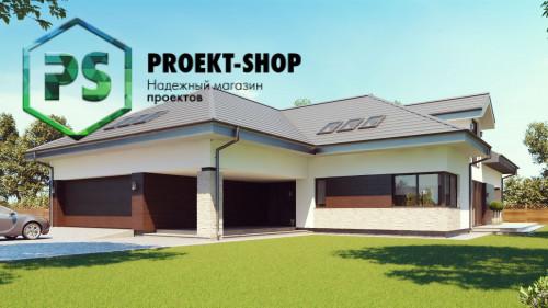 Типовой проект жилого дома 4-2810