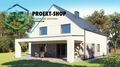 Типовой проект жилого дома 4-2811