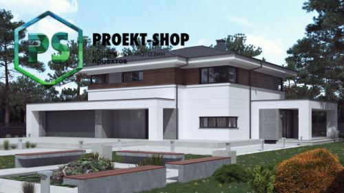 Типовой проект жилого дома 4-2812