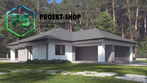Типовой проект жилого дома 4-2814