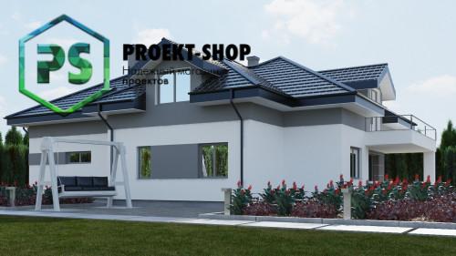 Типовой проект жилого дома 4-2816