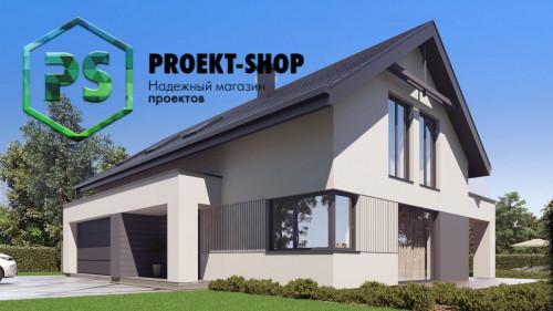 Типовой проект жилого дома 4-2817
