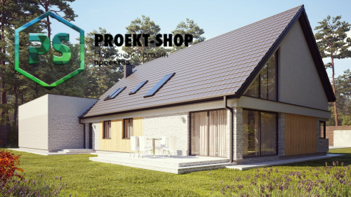 Типовой проект жилого дома 4-2818