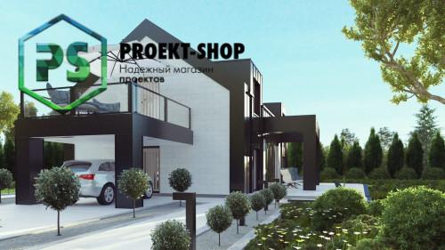 Типовой проект жилого дома 4-2820