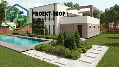 Типовой проект жилого дома 4-2824