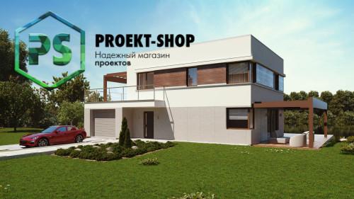Типовой проект жилого дома 4-2826