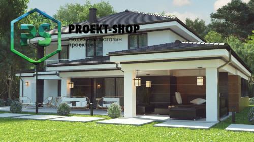 Типовой проект жилого дома 4-2829