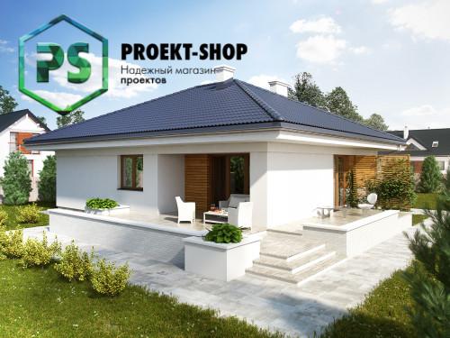 Типовой проект жилого дома 4-283