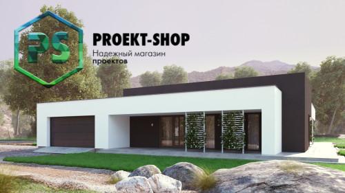Типовой проект жилого дома 4-2830