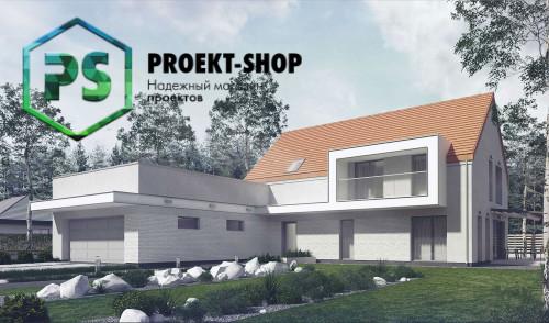 Типовой проект жилого дома 4-2832