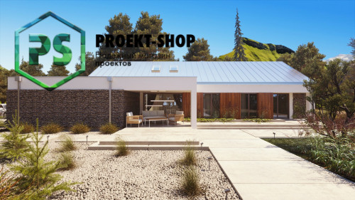 Типовой проект жилого дома 4-2838
