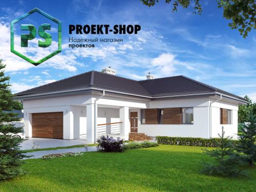 Типовой проект жилого дома 4-284