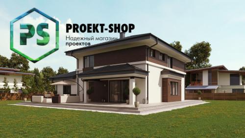 Типовой проект жилого дома 4-2841