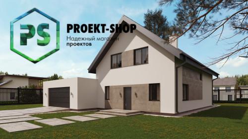 Типовой проект жилого дома 4-2842