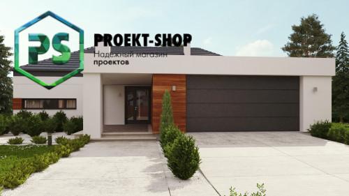 Типовой проект жилого дома 4-2843