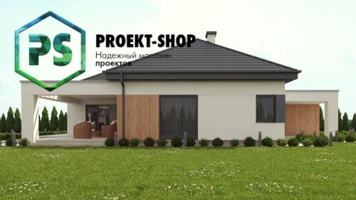 Типовой проект жилого дома 4-2844