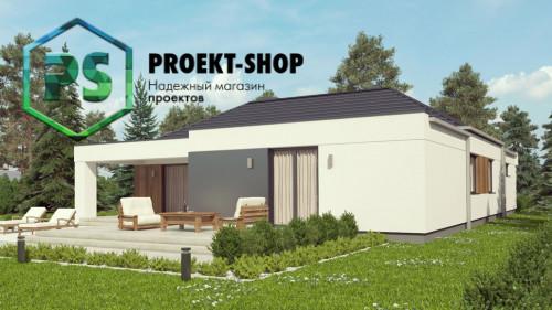 Типовой проект жилого дома 4-2845