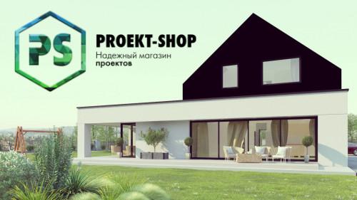 Типовой проект жилого дома 4-2846