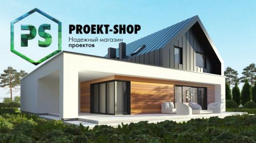 Типовой проект жилого дома 4-2847