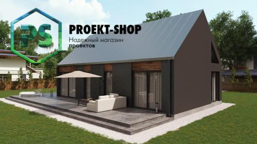 Типовой проект жилого дома 4-2848