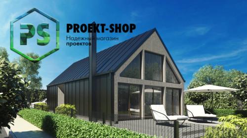 Типовой проект жилого дома 4-2851