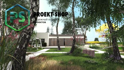 Типовой проект жилого дома 4-2853