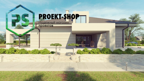 Типовой проект жилого дома 4-2854