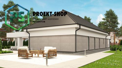 Типовой проект жилого дома 4-2855