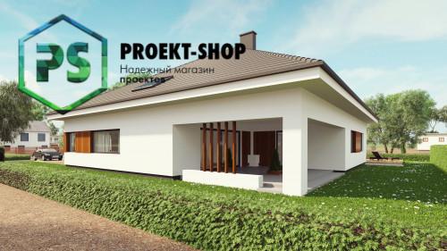 Типовой проект жилого дома 4-2856
