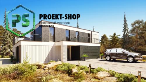 Типовой проект жилого дома 4-2860
