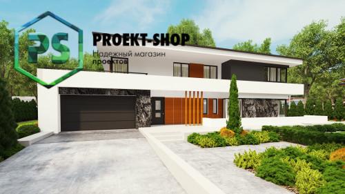 Типовой проект жилого дома 4-2862