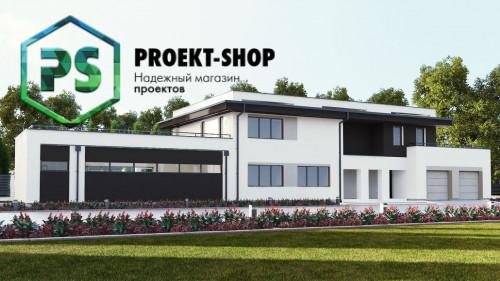 Типовой проект жилого дома 4-2863
