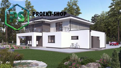 Типовой проект жилого дома 4-2865