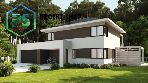 Типовой проект жилого дома 4-2866