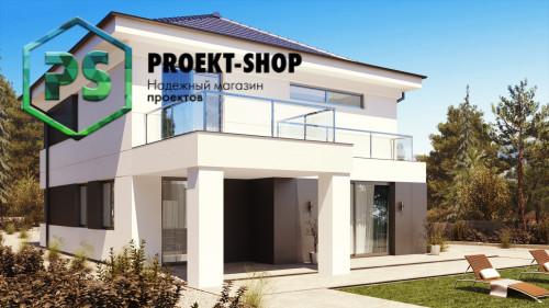 Типовой проект жилого дома 4-2871