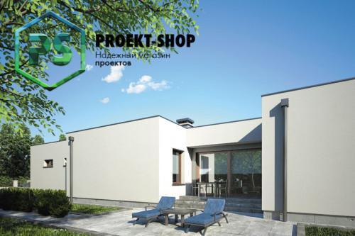 Типовой проект жилого дома 4-2876