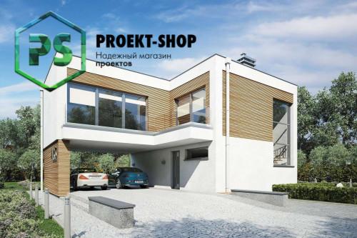 Типовой проект жилого дома 4-2890