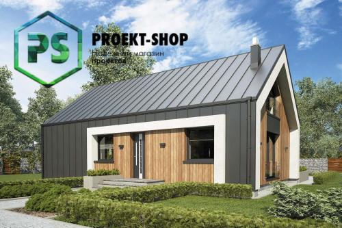 Типовой проект жилого дома 4-290